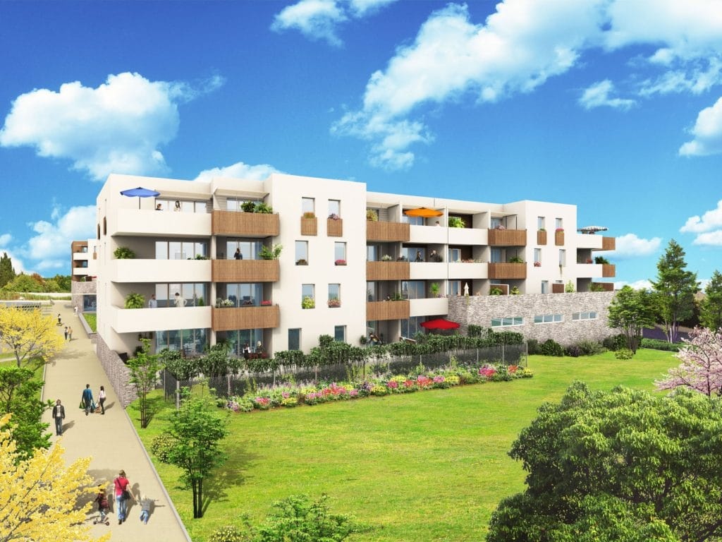 Envi programme immobilier marseille reference