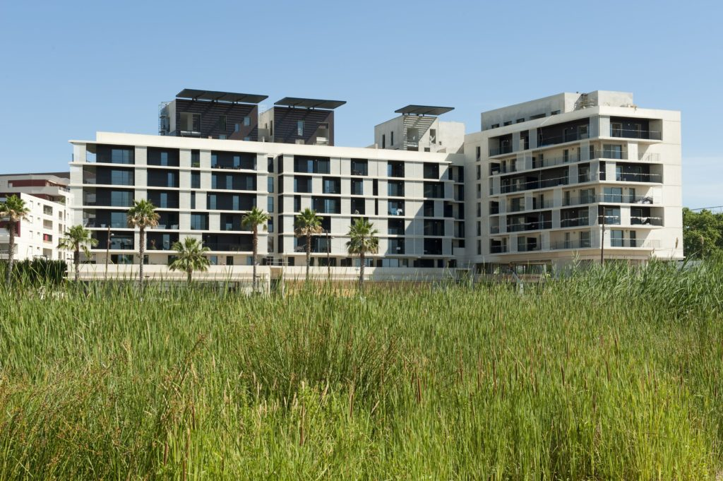 Programme immobilier amiral montpellier references