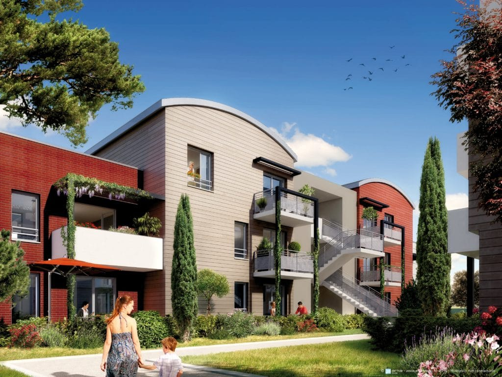 SOAI programme immobilier toulouse references