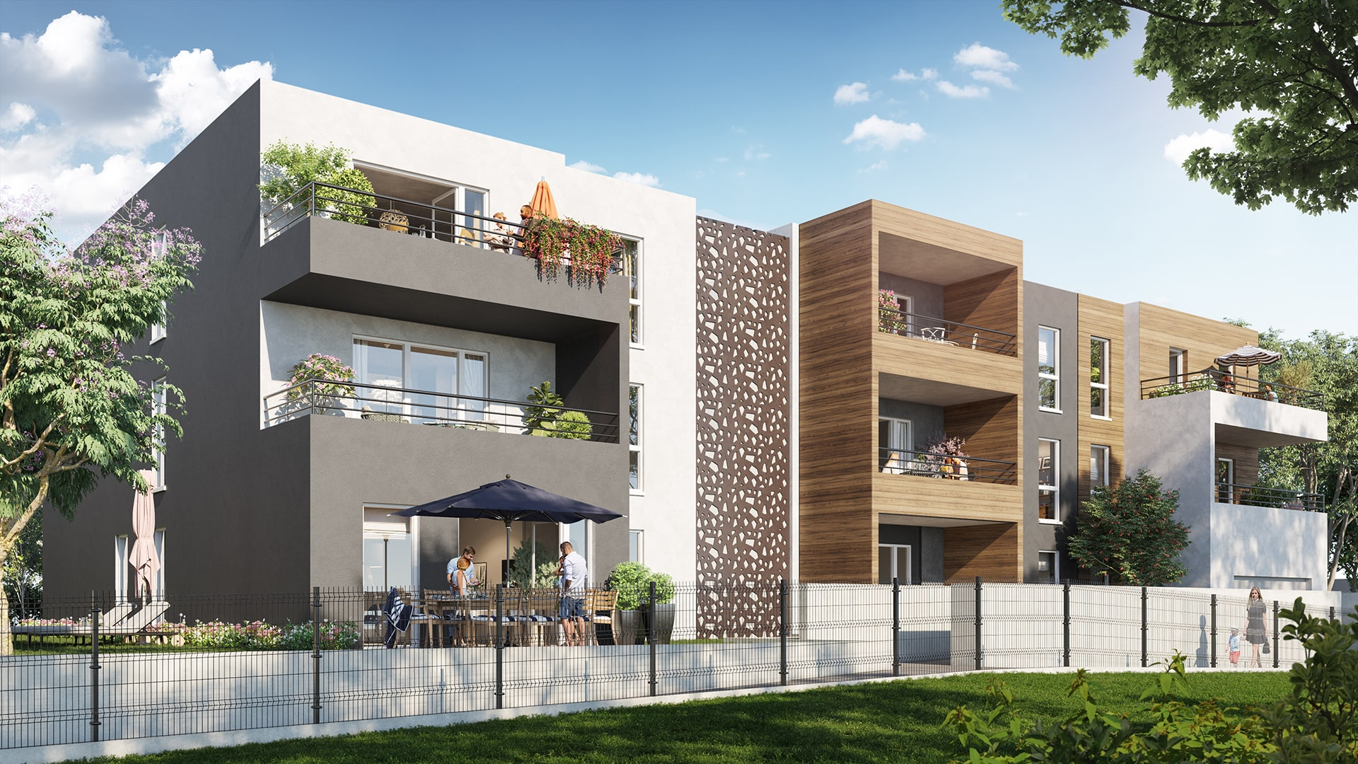 Hedonie-programme immobilier sogeprom provence Batiment A