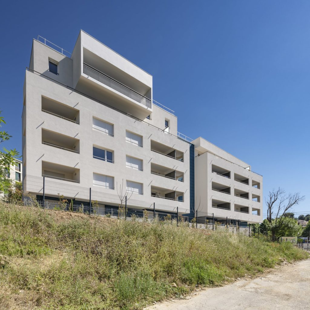 Residence sogeprom provence Marseille Les Lodges