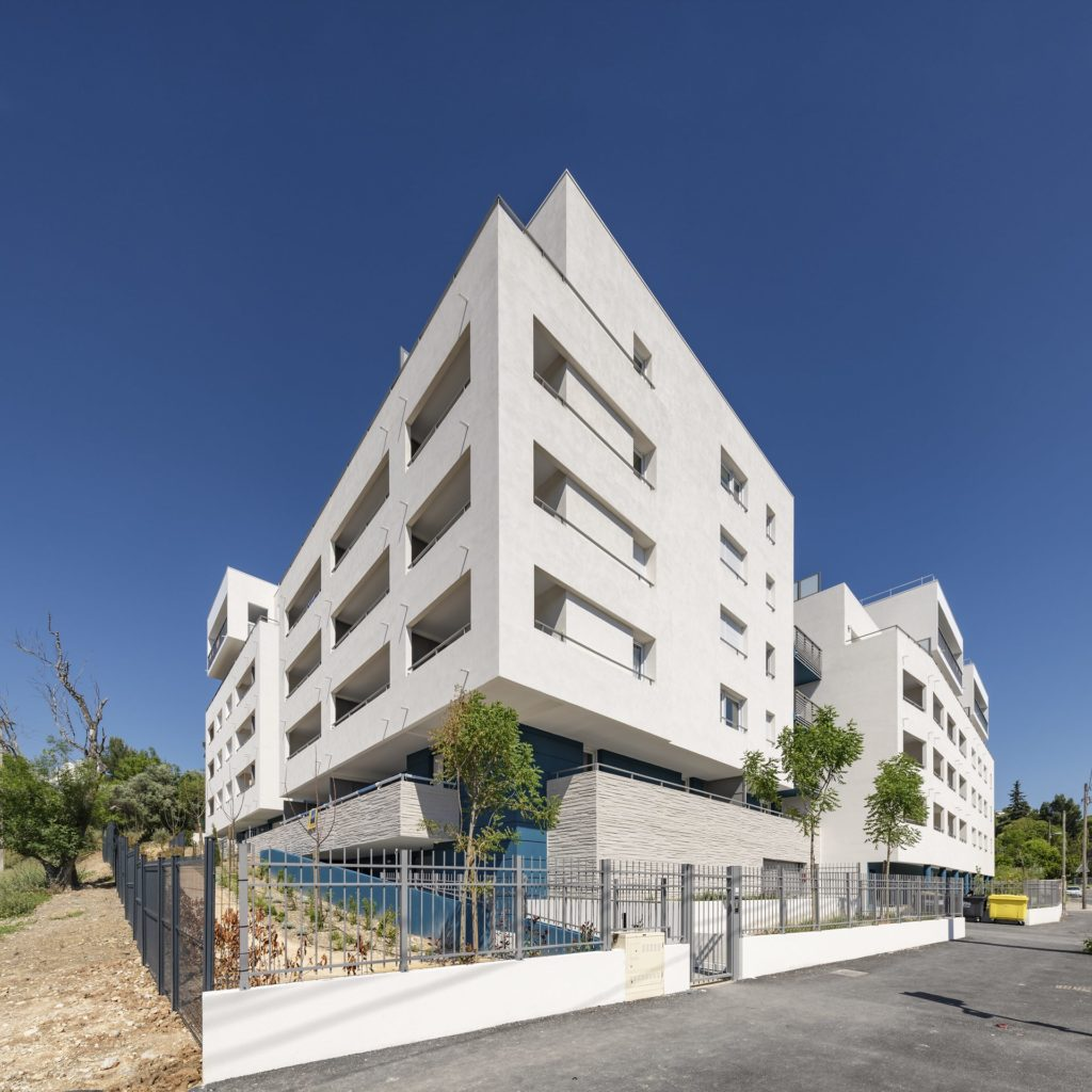 Programme immobilier Les Lodges sogeprom provence Marseille2020