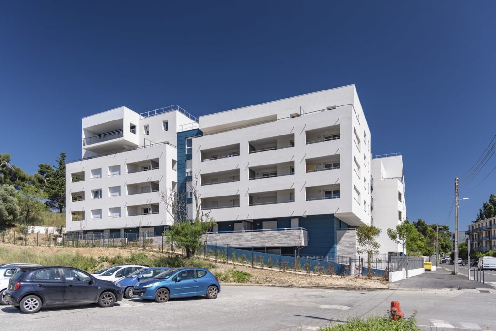 Residence sogeprom provence Marseille Les Lodges 2020