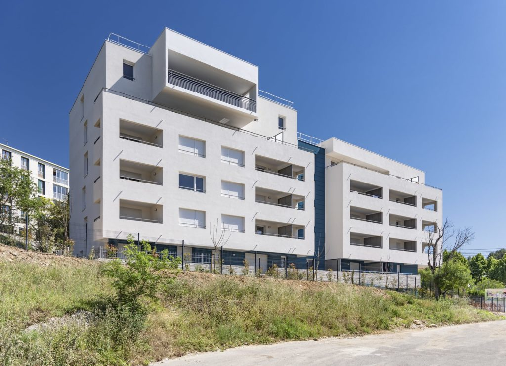 Residence Les Lodges sogeprom provence Marseille2020