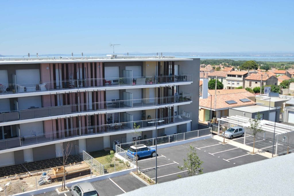 sogeprom provence chateauneuf les martigues Castellas village residence