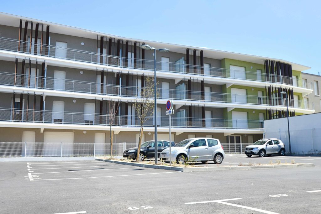 residence sogeprom provence chateauneuf les martigues Castellas village