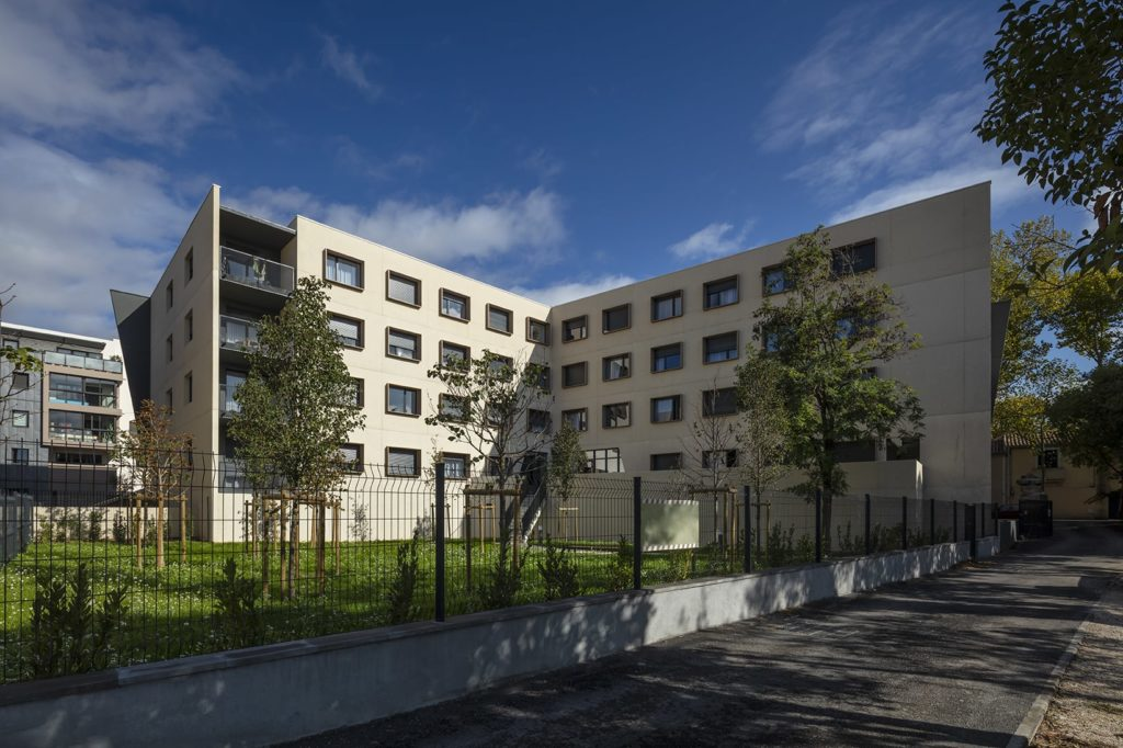 Programme immobilier Montpellier Sogeprom Pragma Kaélis beaux-arts -1